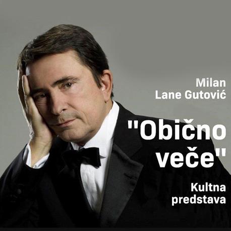 Milan Gutović — Obično veče